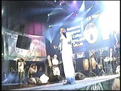 Moncho Rivera - Caras Lindas - XII Festival de la Salsa Chim Pum Callao