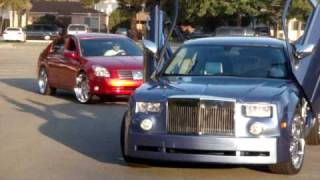 SICK CHRYSLER 300 AND CANDY MAXIMA