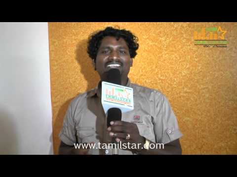Singer Jeyamoorthy at Pongadi Neengalum Unga Kadhalum Team Interview