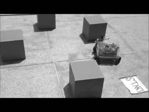 Autonomous Robot --- Final Year Project @CIIT Lahore