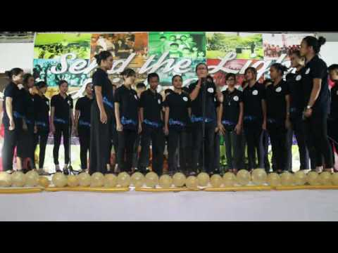 STLBC Choir declares,