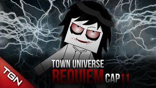TOWN UNIVERSE REQUIEM: LA GRAN BODA REAL #11 (MINECRAFT
