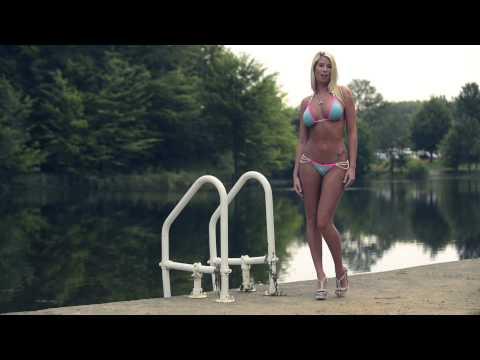 Paige Cowell Planet Beach Bikini Model 2013