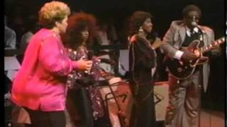 Etta James, Gladys Knight And Chaka Khan Ain't Nobody