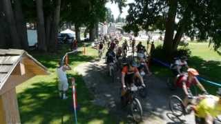 [BC Bike Race (Staggered Start 3 mins. apart)] Video
