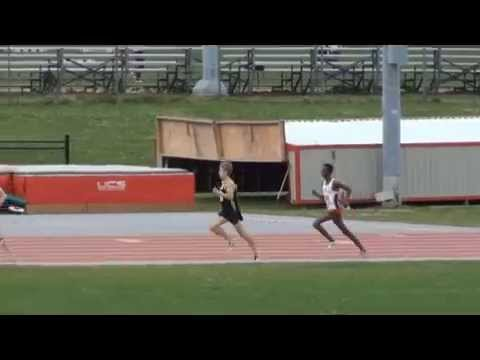 3000m steeple men - Ontario Senior Outdoor Track & Field Championships Ottawa