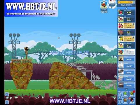 Angry Birds Friends Tournament Level 1 Week 96 (tournament 1) no power-ups