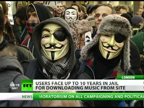 ACTA in UK: 10 years in jail for a download?