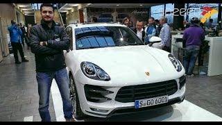 بورش مكان 2014 تحت المجهر - 2014 Porsche Macan