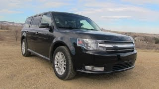 2013 Ford Flex 0-60 Mile High MPH Test Performance Test videos