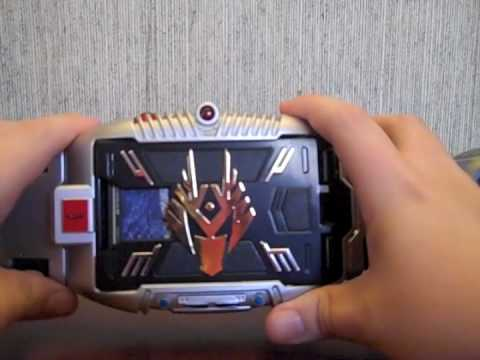 Review: Legend Series Kamen Rider Ryuki Belt