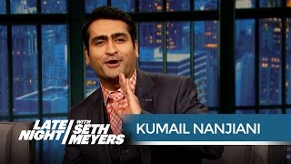 Kumail Nanjiani; Silicon Valley Snack Dick