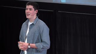 I witnessed a suicide | Joseph Keogh | TEDxPSUBehrend