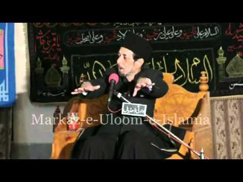 Majlis No. 10 - Ashra 01 Safar to 10 Safar 2012 - Allama Zameer Akhtar Naqvi in Dhudyal