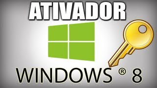 TUTORIAL DE COMO ATIVAR WINDOWS 8 PERMANENTE* [HD]