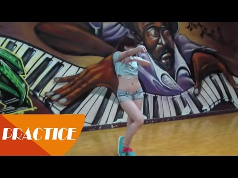 Demo T-ARA (티아라) - Sugar Free (슈가프리) dance cover by R.o.s.a Alba