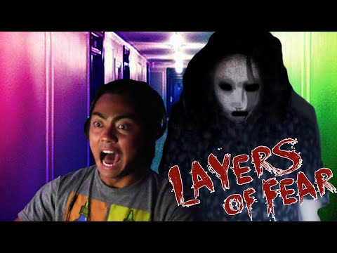 WHY I HATE SCARY GAMES! | Layers Of Fear Part 1