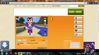 Como Tener El Skin De Vegetta777 Minecraft 1.5.2