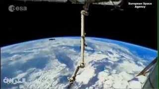 فاصل زمني مذهل للأرض من الفضاء