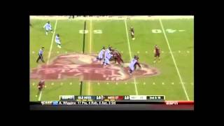 2013 Egg Bowl Highlights
