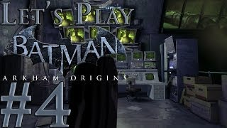 Let's Play Batman: Arkham Origins (PS3) Part 4 Enigma's HQ
