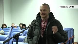 Как мэр Лисичанска убегает от работы