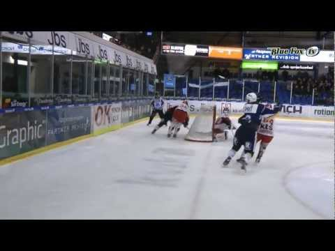 05-03-13 highlights Blue Fox - Rødovre Mighty Bulls