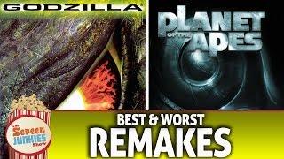 Best & Worst Remakes!