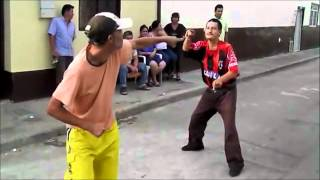 Briga de bêbados