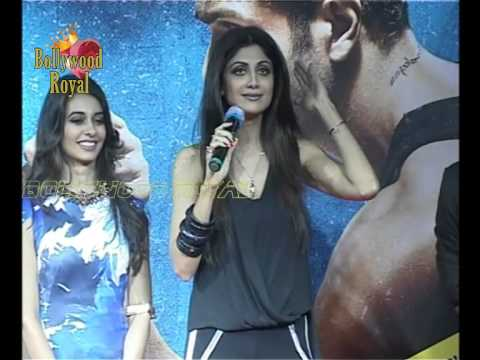 Shilpa Shetty & Harman Baweja Song launch of the film 'Dishkiyaoon'  4
