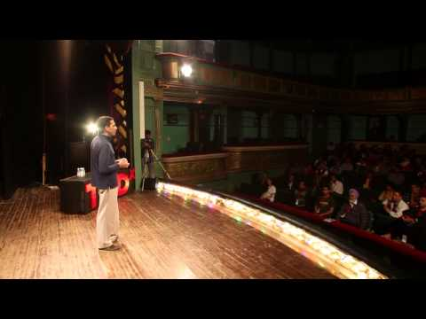 The long arm of history: Raaja Bhasin at TEDxCartRoad