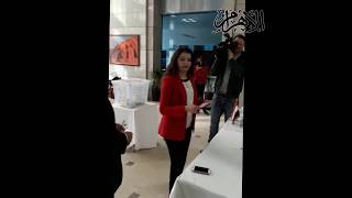 زغاريد وورود في ثاني أيام تصويت المصريين