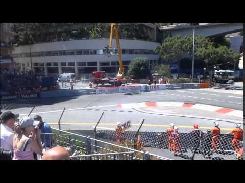 grand prix f1 monaco dimanche course F1 tribune A1