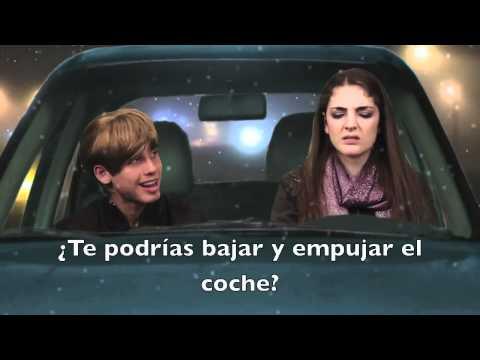Parodia de Mistletoe (Justin Bieber) por Key of Awesome Subtitulada