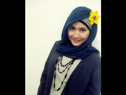 Paris Simple | Hijab Style Tutorial by Didowardah - part 3