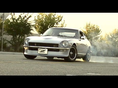 Definitive Z: The Limit and Legacy of the Datsun 240Z