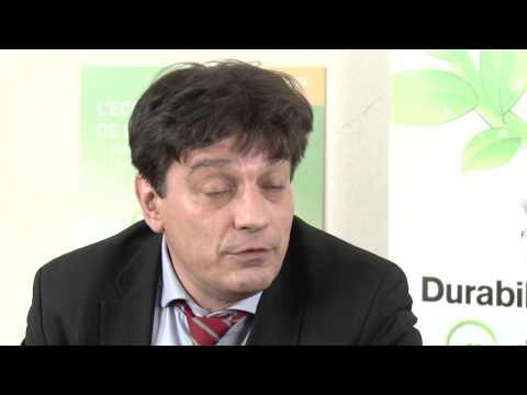 Conférence internationale - L'économie de la fonctionnalité: François Garreau