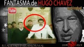Papa Francisco, poseído por el espíritu de Hugo Chavez