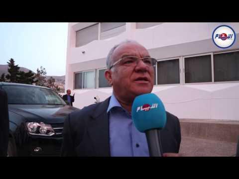 مضيان يعلق على زيارة الوفد الحكومي إلى الحسيمة