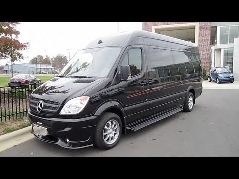 Mercedes benz sprinter custom for sale autos post for Custom mercedes benz for sale