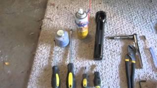 Step 1 Of 6 Mini Cooper Wheel Speed (ABS) Sensor