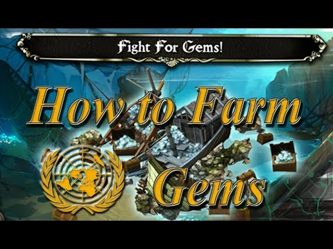 Pirates of the Caribbeans How to Farm at a Gems Event with Brigantine Ships