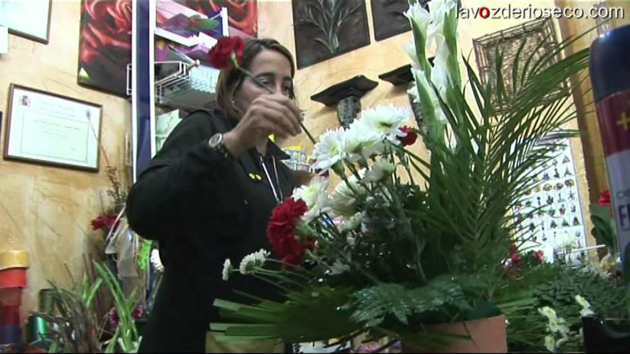 Las flores de los Santos en Medina de Rioseco - YouTube