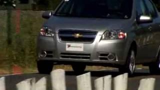 Test Chevrolet Aveo 1.6L: El Secreto Esta En El Promedio