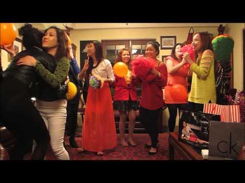 Harlem Shake & Birthday Bloopers (Cristine & Cassandra's) behind the scenes