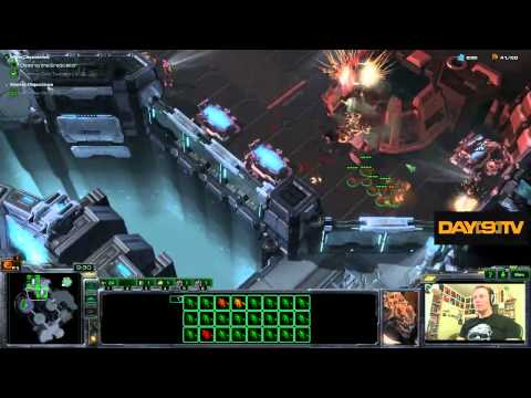 StarCraft 2 - Heart of the Swarm Campaign Playthrough P1
