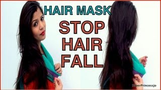 Hair Care Routine How To Stop Hair Fall,Grow Long Hair