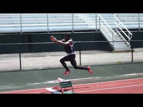 Triple Jump Training