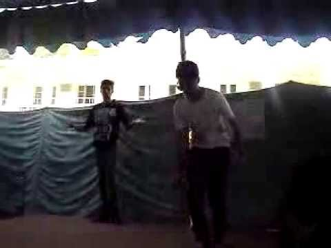 FG Inter College Mangla Cantt Dance on Farewell Party 2013