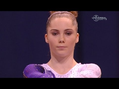 McKayla Maroney on Vault in Chicago - from Universal Sports